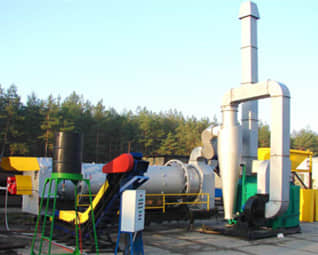 Drilling Cuttings Sludge Harmless Dryer