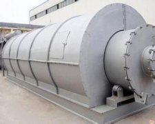 Domestic Waste Pyrolysis