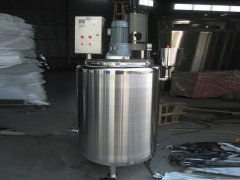 Stainless-steel Agitating Tank
