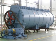 Installation Guidance of Sludge Dryer